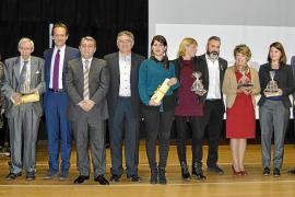 Entrega de premios del Dijous Bo