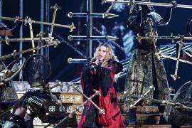 Madonna en Barcelona