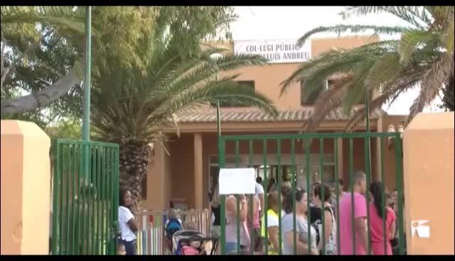 VÍDEO: Salud dice que los tres alumnos del Mestre Lluís Andreu afectados por meningitis evolucionan bien