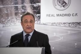 Florentino Pérez ratifica a Rafa Benítez y le da «todo» el respaldo del club