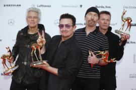 U2 reprograma para diciembre los conciertos en París que aplazó por los ataques
