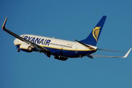 Ryanair lanza una promoción con vuelos a cinco euros hasta el 25 de noviembre
