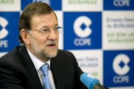 Rajoy comentará en la COPE partidos de Champions