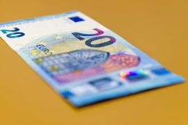 El nuevo billete de 20 euros comienza a circular este miércoles