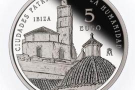 Eivissa ya tiene su propia moneda de cinco euros