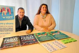El Black Friday de Sant Antoni contará con 60 comerciantes