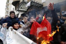 El piloto del bombardero ruso derribado niega que violara el espacio aéreo de Turquía