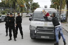 Dáesh reivindica el atentado contra un autobús en la capital de Túnez