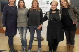 Mujeres unidas por el mundo del arte