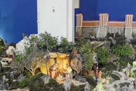 Sant Elm inaugura su nuevo belén