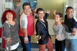 Jesús Rumbo, Dream Dance, Davinia Van Praag, Mara y sus chicas y Magic Boro, juntos contra el Alzheimer