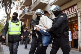 Detenidos tres miembros de una red yihadista de captación y reclutamiento