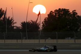 Rosberg, ganador en Abu Dabi de la última carrera del Mundial