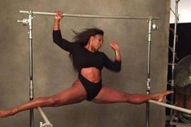 Serena Williams en una imagen del calendario Pirelli