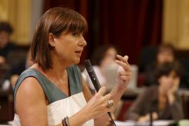 Armengol invita a Catalunya y Aragón al frente federal de Balears y València