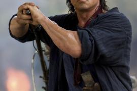 Stallone llevará Rambo a la pequeña pantalla