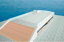 Vila acepta finalmente que es Martell tenga un nuevo edificio con la plaza integrada