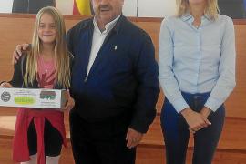 Dos niñas de Sant Joan finalistas en el concurso de Aqualia
