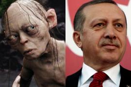 Un tribunal analiza si comparar a Erdogan con Gollum es un insulto