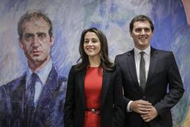 Rivera afirma que no apoyará un gobierno liderado ni por Rajoy ni por Sánchez