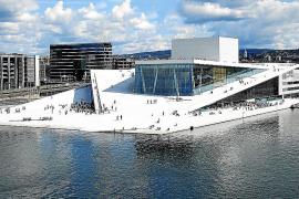 Un proyecto de edificio inspirado en la arquitectura del norte de Europa
