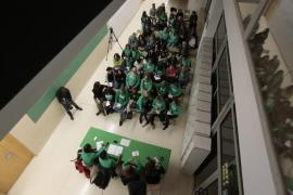 Los docentes irán a la huelga el día 15 de diciembre