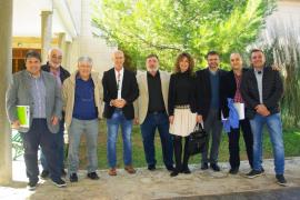 Reunión alcaldes del PI