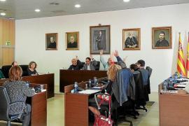 Sant Josep aprueba sus cuentas con el apoyo de Al-In y de dos concejales de Guanyem