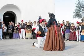 Fiesta grande para celebrar Sant Francesc