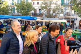 Miquel Ramis, Catalina Soler y Mateu Isern
