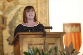Armengol reclama un Estado Federal con mejor financiación para Balears