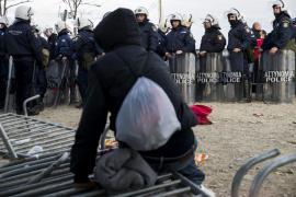 Die Flüchtlingsgeschichte ist schon in Berlin Kreuzberg