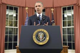Obama apela a los valores de EEUU contra el terrorismo para derrotar al Dáesh