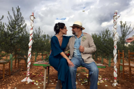 Tomeu Penya se casa con Patricia Riveras