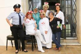 Los voluntarios de Eivissa celebran su día grande