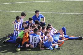 La Penya Blanc i Blava presenta sus equipos y escuela en Can Misses 2