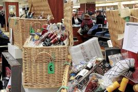 Las ventas de lotes navideños a las empresas crecen un 25 %