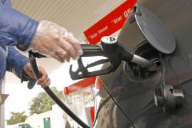 El gasóleo se abarata un 1,14% y vuelve a precios de hace cinco años