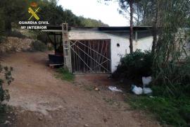 La Guardia Civil detiene al autor de dos robos en viviendas en Sant Antoni