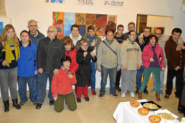 Muestra colectiva en galería Dionís Bennàssar