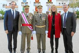 Infantería celebra su patrona