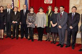 Los nuevos miembros del Consell Consultiu toman posesión
