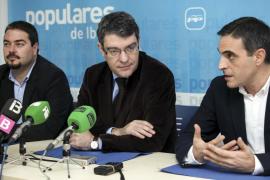 """Álvaro Nadal dice en Eivissa que el PP ha sido """"garantía de crecimiento, creación de empleo y mejora de la competitividad"""""""