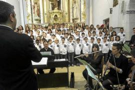 El Cor d'Urgell y el Cor de Sant Josep, juntos un año más por Navidad