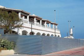 El edificio de aparcamientos en la Savina podría estar listo para el verano próximo