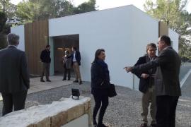 El crematorio de Santa Eulària podrá estar operativo a comienzos de febrero