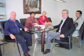 El Ajuntament de Sant Antoni pide al Govern que el puerto no tenga actividad comercial