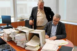 El Consell paga 1,4 millones en facturas a proveedores del consorcio sociosanitario