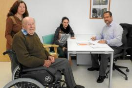 Formentera al fin comienza a valorar el grado de discapacidad de los pacientes