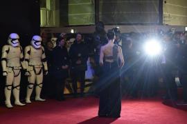 Estreno de 'Star Wars'